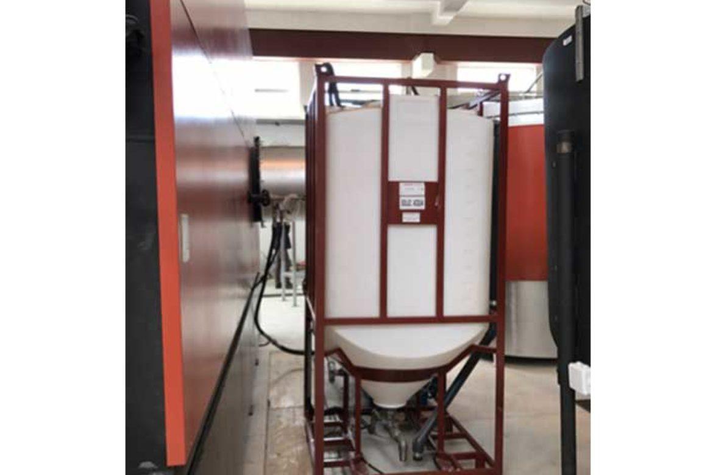 Impianto a biomassa legnosa 200KW: UREA