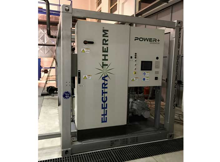 Impianto a biomassa legnosa 200kw - Sistema ORC